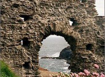 Tintagel, England King Arthur's Legend Lives On