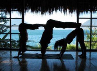 Yoga inspires adventures the World around