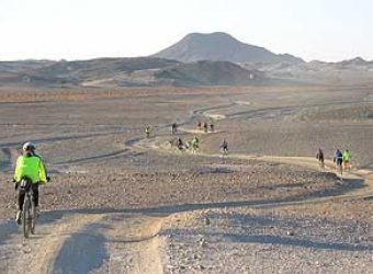 A backcountry bike tour of Africa