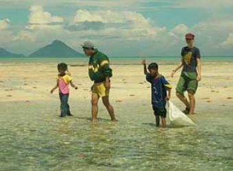 The Sea Gypsies of Pulau Bumbun