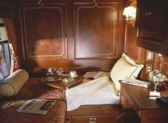 Re-Living Historical Train Rides