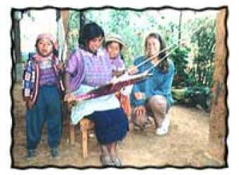 Lessons in Language and Weaving