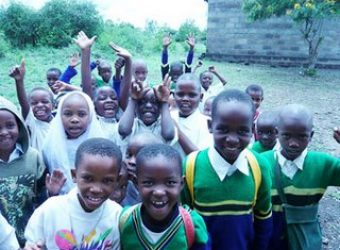 A Positive Outlook: Volunteering in Bomang'ombe