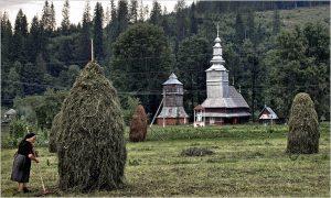 Ukraine's Wooden Churches