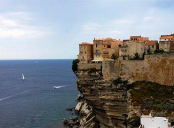 Bonificio, Corsica