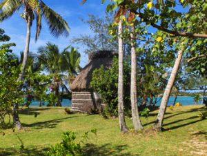 The Flying Fish Eco-Village in Fiji