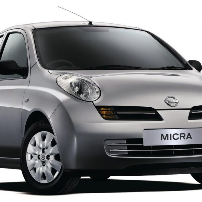 Drive a Nissan Micra to Italy...instead of flying. And save!