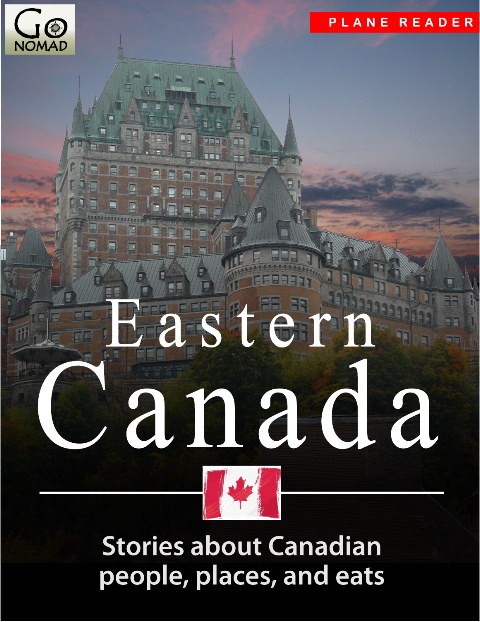 Eastern Canada Plane Reader by GoNOMAD