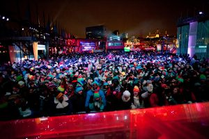 Igloofest in Montreal, Canada. photo ingloofest.ca