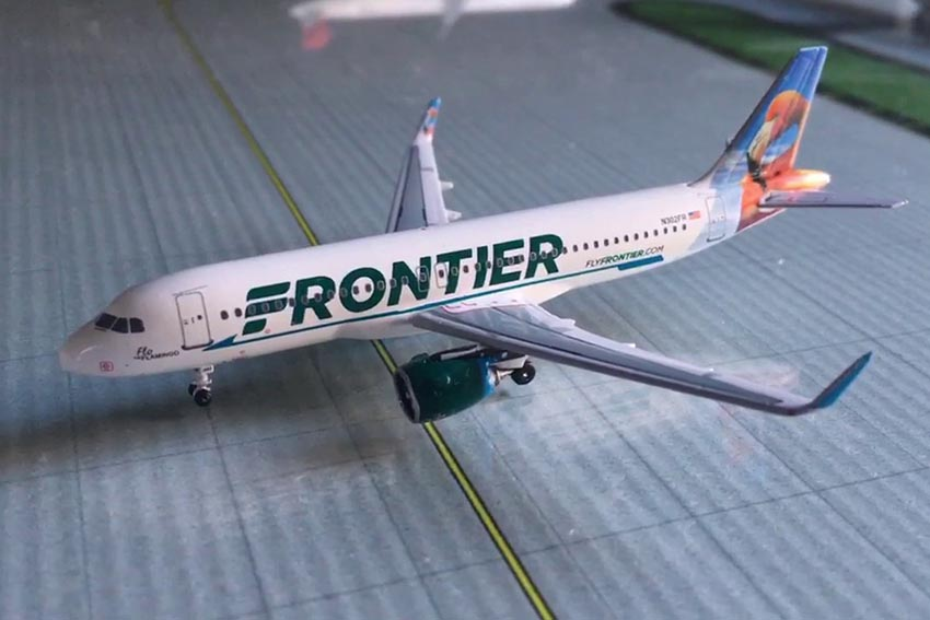 Frontier Airlines Just Announced a Big Plane Buy