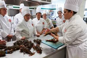 Culinary Boot Camp on Prince Edward Island. ourism PEI/Stephen DesRoches photo
