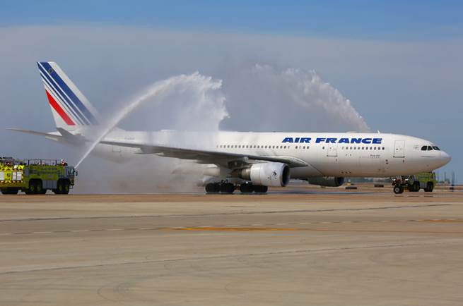 Dallas to Paris, is a New Route for Air France in 2019