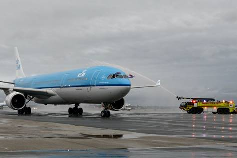 Boston Has a New Destination: Amsterdam on KLM