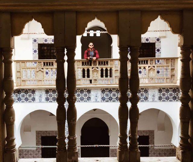 Algeria's Allures: Hard to Get In